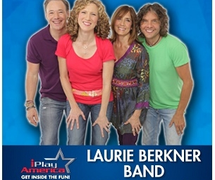 GIVEAWAY ~ Laurie Berkner at iPlay America ~Discount Code