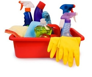 Spring House Cleaning  ~ Mac Kid Special $25 off Deep Cleaning