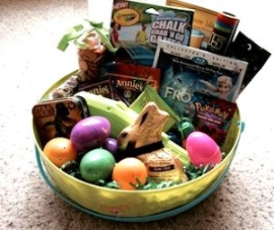 """Fifty """"Non-Candy"""" Easter Basket Ideas"""
