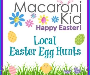 Macaroni Kid Northeast Bergen's 2015 Local Egg Hunt Guide