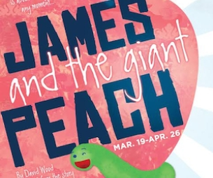 Congrats! Corrine you won the 4 Tickets To James & the Giant Peach!
