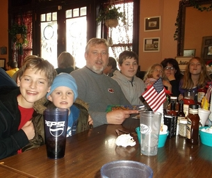 Kids Eat Free in Lynchburg