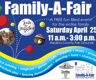 Medina County Family-A-Fair!