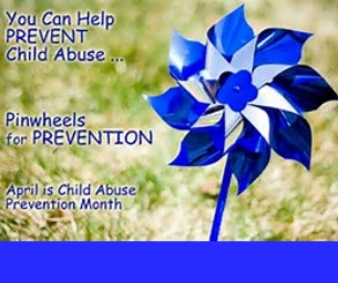 April Is National Child Abuse Prevention Month