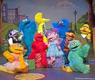"Sesame Street Live ""Make a New Friend""!"