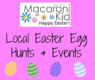 Brandon Easter Egg Hunts & Events ~ 2015
