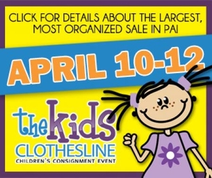 Win a Presale Pass to The Kids Clothesline!