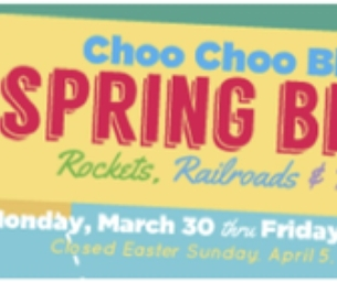 Rockets, Railroads, & Royalty at the B&O Railroad Museum