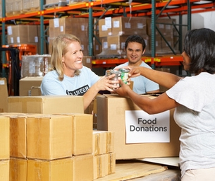 Food Drive at Bon Secours Wellness Arena This Thursday