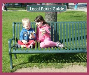Area Parks, Bike Trails, and hiking paths!