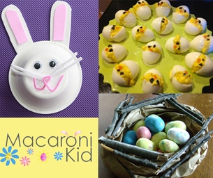 20 Awesome Ideas For Easter & Springtime Fun!