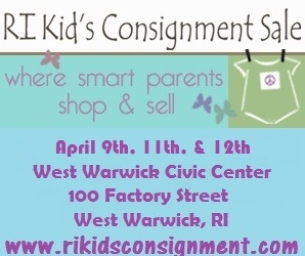 RI Kids Consignment Spring Sale and ReStyled