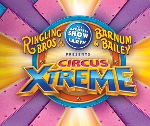 Win Tickets to Ringling Bros.& Barnum & Bailey Presents Circus XTREME