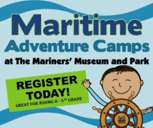 Spring Break at The Mariners' Museum!