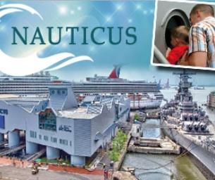 Nauticus April Events Including Splash! The Sea Dog