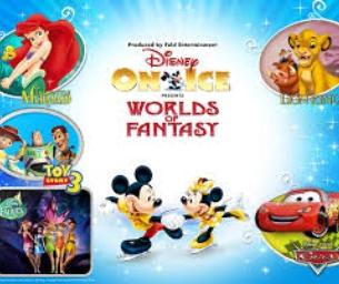 Disney's On Ice giveaway winner is Natalie...