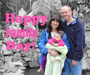 The Journey Is Still Going Strong, Happy Family Day!