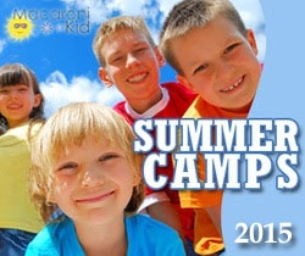 2015 Summer Camp Guide-First Edition (of 3)