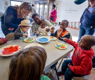 Free St. Joseph's Day Altar Event at SoFab for Kids