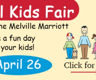 Visit the All Kids Fair on April 26th