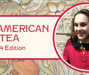 GIVEAWAY: All American Tea at Olmsted Performing Arts