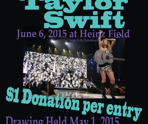 WIN 2 TAYLOR SWIFT TICKETS