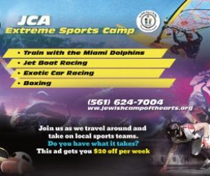 JCA Extreme Sports Camp