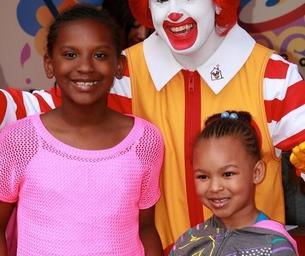 McDonald's - A Proud Sponsor of the Houston Children's Festival2