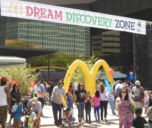 McDonald's Dream Discovery Zone - So Much Fun Waiting For You
