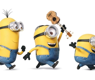 Take a Picture With the Minions