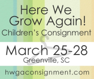 Here We Grow Again Children's Consignment Sale