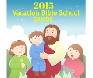 2015 Vacation Bible School Guide