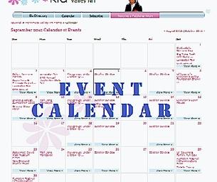 Your LOCAL Event Calendar