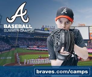 Atlanta Braves Baseball Camps