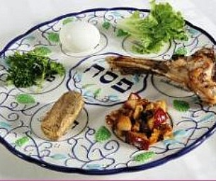The Passover Plate