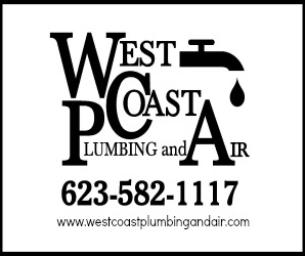 West Coast Plumbing & Air