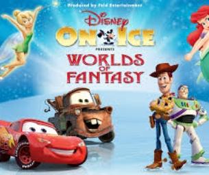 Disney on Ice presents Worlds of Fantasy