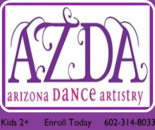 Arizona Dance Artistry - for dancers 2 - 20 years!