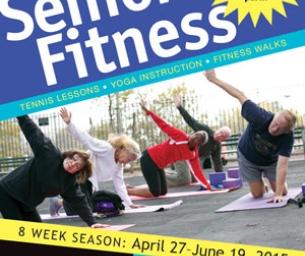 Yoga & Tennis for Seniors: Sign up information