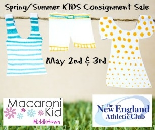 MACARONI KID SPRING/SUMMER KID'S CONSIGNMENT SALE