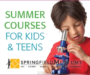 Springfield Museums Summer Courses for Young People