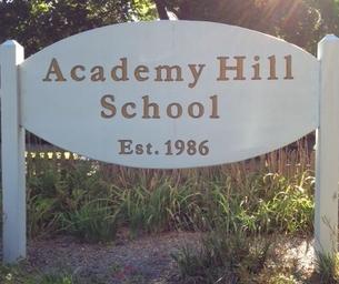 Academy Hill School SPARK Summer Programs
