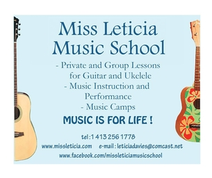 Miss Leticia's Music and Art Camp