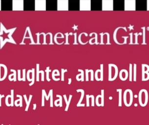 American Girl Breakfast At Learning Express Of Bakery Square 5/2