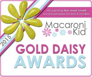 2015 GOLD DAISY AWARDS NOMINATION ROUND