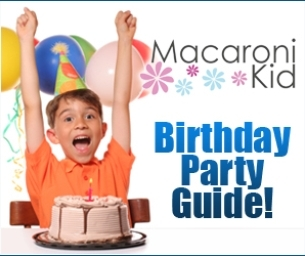 2014/2015 Birthday Party Guide!