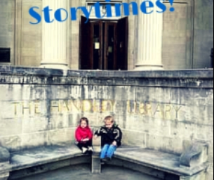 Library Story times!