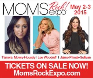 Moms Rock! Expo Ticket Giveaway
