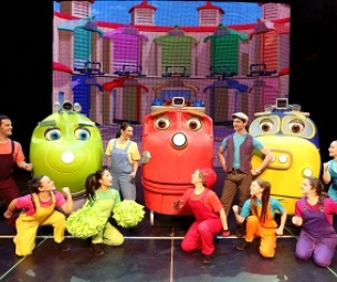 Giveaway: Enter To Win 4 Tickets To See Chuggington Live!