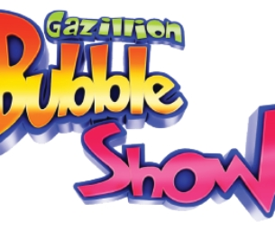 Giveaway:  Enter to win 4 tickets to the Gazillion Bubble Show!